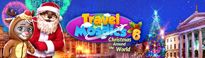 Travel Mosaics 6: Christmas Around the World screenshot