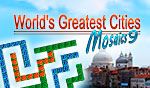 World's Greatest Cities Mosaics 9