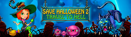 Save Halloween 2 - Travel To Hell screenshot