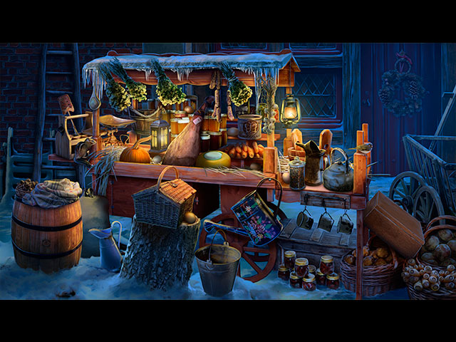 Christmas Carol large screenshot