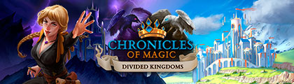 Chronicles of Magic - Divided Kingdoms screenshot