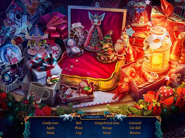 Christmas Stories: The Gift of the Magi Collector's Edition large screenshot