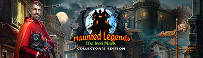 Haunted Legends: The Iron Mask Collector's Edition screenshot