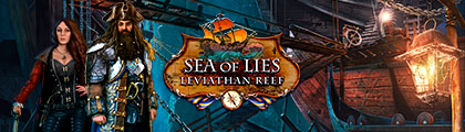 Sea of Lies: Leviathan Reef screenshot