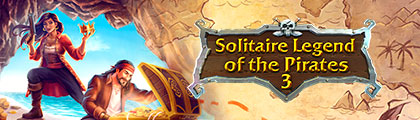 Solitaire Legend of the Pirates 3 screenshot