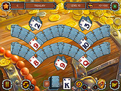 Solitaire Legend of the Pirates 3 thumb 1