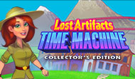 Lost Artifacts - Time Machine Collector's Edition