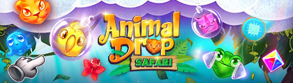 Animal Drop Safari screenshot