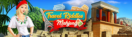 Travel Riddles: MahJong screenshot