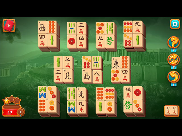 Travel Riddles: MahJong large screenshot