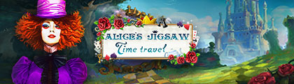 Alices Jigsaw Time Travel screenshot