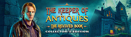 The Keeper of Antiques: The Revived Book Collector's Edition screenshot