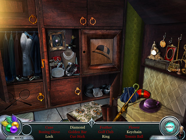 Vampire Legends: The Count of New Orleans large screenshot