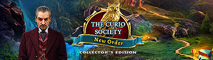 The Curio Society: New Order Collector's Edition screenshot