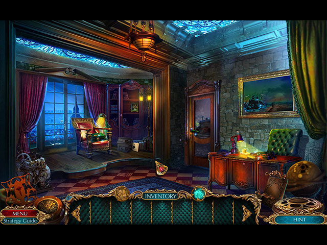 The Curio Society: New Order Collector's Edition large screenshot