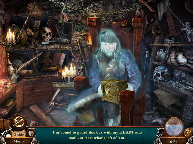 Sea of Lies: Leviathan Reef Collector's Edition large screenshot