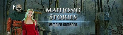 MahJong Stories: Vampire Romance screenshot