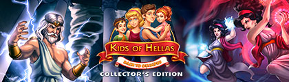 Kids of Hellas: Back to Olympus Collector's Edition screenshot