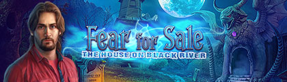 Fear for Sale: The House on Black River screenshot