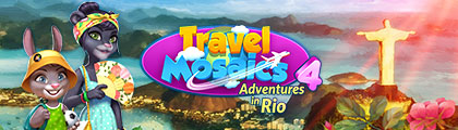 Travel Mosaics 4: Adventures In Rio screenshot