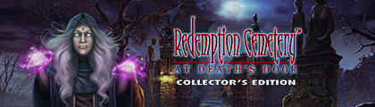 Redemption Cemetery: At Death's Door Collector's Edition screenshot