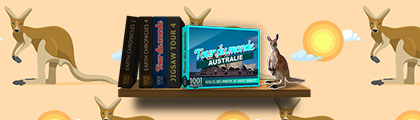 1001 Jigsaw World Tour - Australian Puzzles screenshot