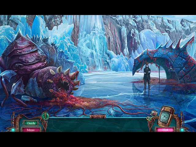 Amaranthine Voyage: Winter Neverending Collector's Edition large screenshot