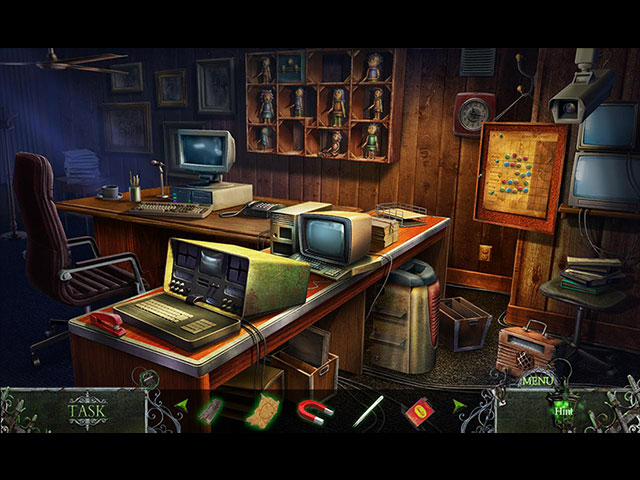 Phantasmat: Town of Lost Hope Collector's Edition large screenshot