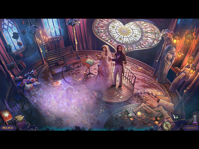 Whispered Secrets: Everburning Candle Collector's Edition large screenshot
