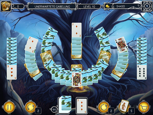 Mystery Solitaire Grimm's Tales large screenshot