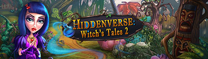 Hiddenverse: Witch's Tales 2 screenshot