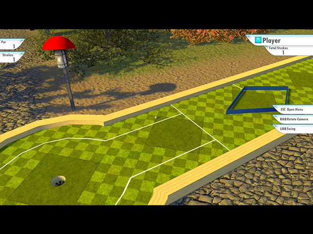 3D Mini Golf large screenshot