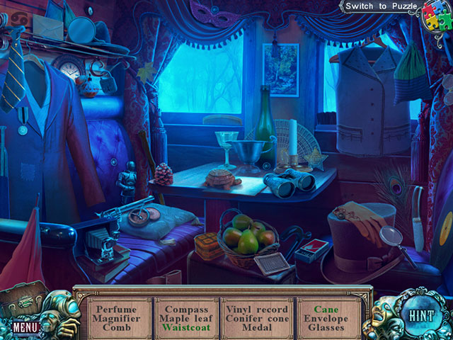 Fear for Sale: The House on Black River Collector's Edition large screenshot