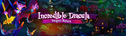 Incredible Dracula 5: Vargosi Returns screenshot