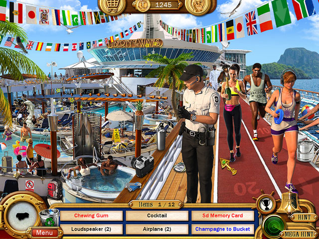 Vacation Adventures: Cruise Director 5 large screenshot