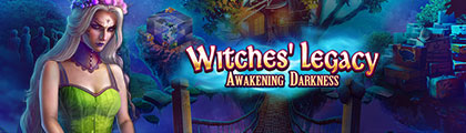 Witches' Legacy: Awakening Darkness screenshot
