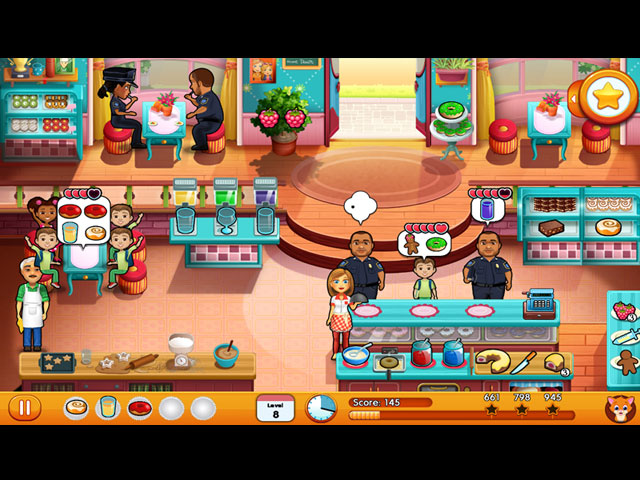 Julie's Sweets large screenshot
