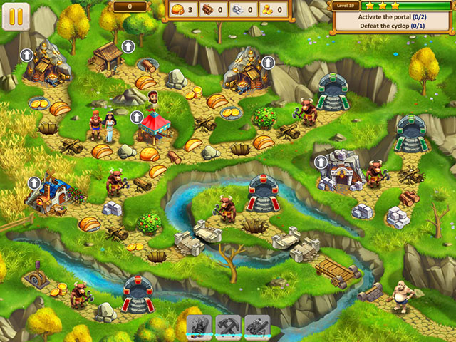 Argonauts Golden Fleece Collector's Edition large screenshot