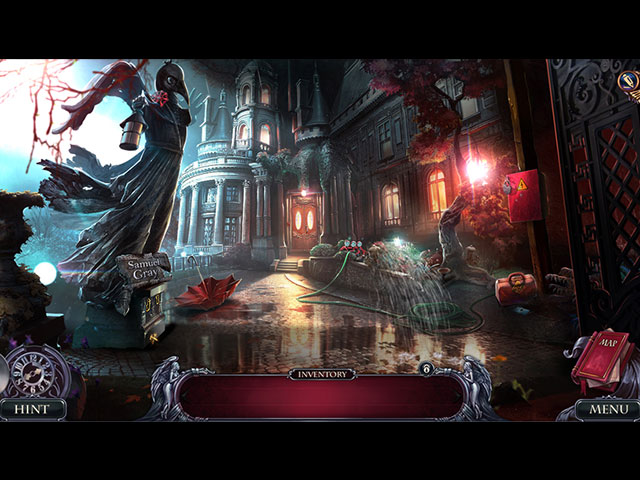Grim Tales: The Heir Collector's Edition large screenshot