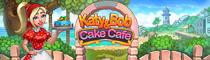 Katy & Bob: Cake Cafe screenshot