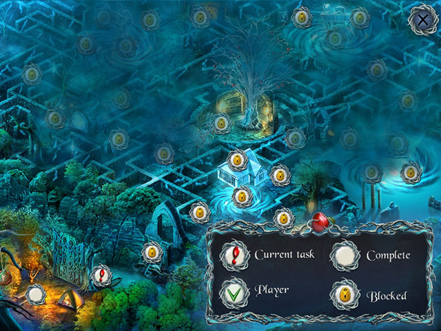 Sable Maze: Soul Catcher Collector's Edition large screenshot