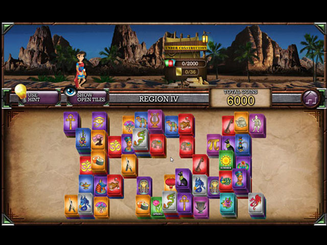 Mahjong Masters - The Amazing Architect large screenshot