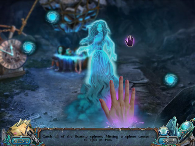 Spirit of Revenge: Gem Fury Collector's Edition large screenshot
