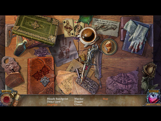 Immortal Love: Letter From The Past Collector's Edition large screenshot
