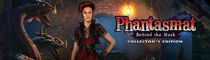 Phantasmat: Behind the Mask Collector's Edition screenshot