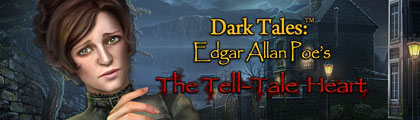Dark Tales: Edgar Allan Poe's The Tell-Tale Heart screenshot