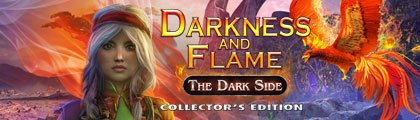 Darkness and Flame: The Dark Side Collector's Edition screenshot