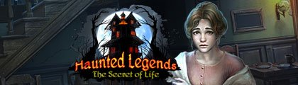 Haunted Legends: The Secret of Life screenshot