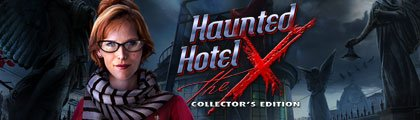 Haunted Hotel: The X Collector's Edition screenshot