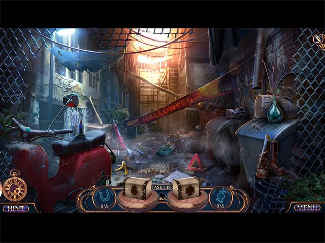 Grim Tales Threads of Destiny Collector's Edition large screenshot